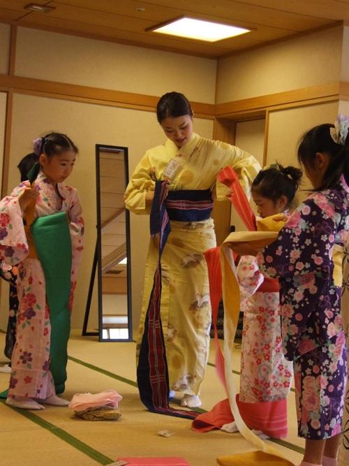 日本舞踊ワークショップ1