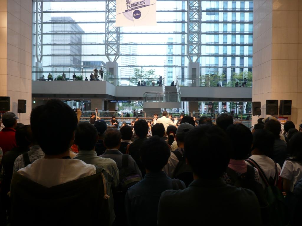 第二十八回 「横濱 JAZZ PROMENADE 2015 」〈ジャズ〉で育まれる子供たち